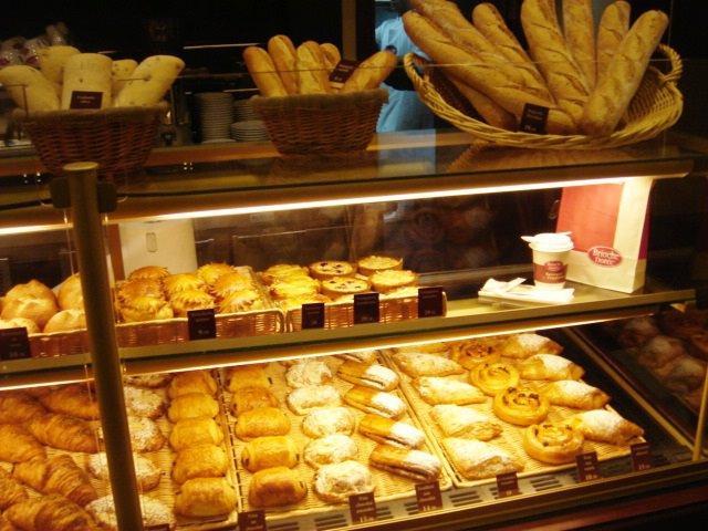 Brioche Dore Parisian Bakery Caf