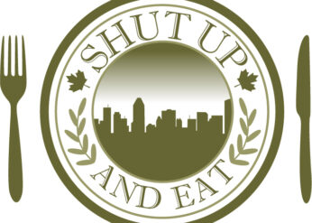 SHUT UP AND EAT ITINERARY