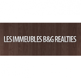 LES IMMEUBLES B&G REALTIES