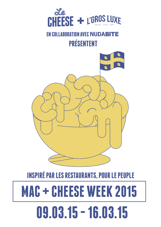 LA MAC N CHEESE WEEK SUR LE BOULEVARD