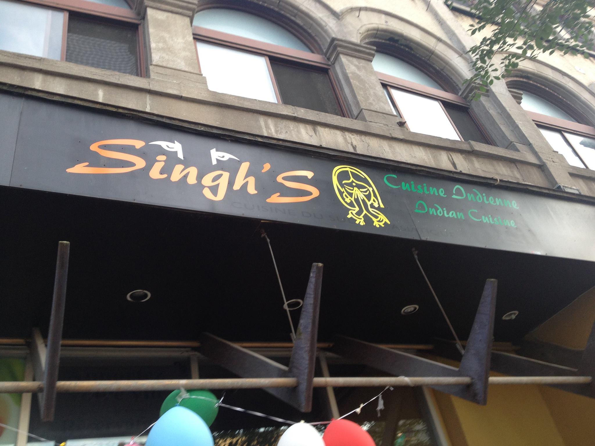 Singh s indian cuisine sdbsl boulevard saint laurent for Cuisines design industries saint philbert de bouaine