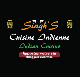 SINGH'S INDIAN CUISINE