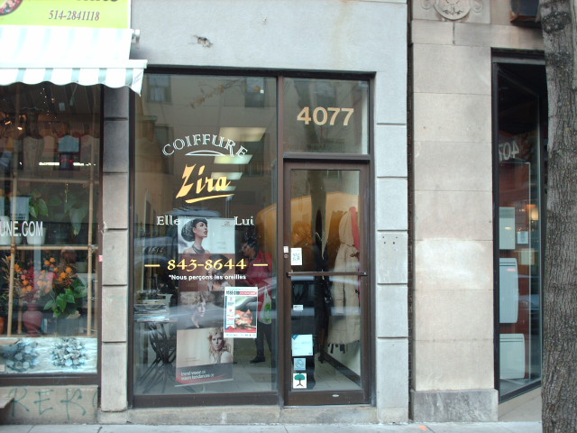 coiffure zira sdbsl boulevard saint laurent. Black Bedroom Furniture Sets. Home Design Ideas