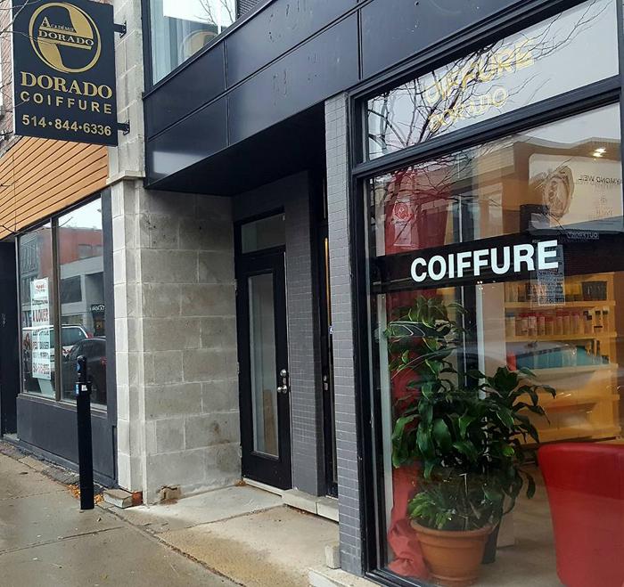 Academie et coiffure dorado sdbsl boulevard saint laurent - Salon coiffure rue st laurent ...