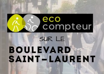 ÉCOCOMPTEURS ON THE BOULEVARD