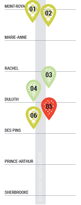 Parcours-Claudine-Prevost