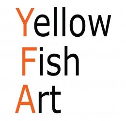 YELLOW FISH ART